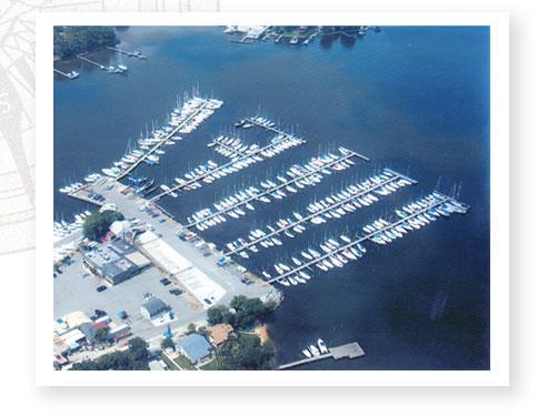 White Rocks Marina & Boatyard | Pasadena, MD Boat Services